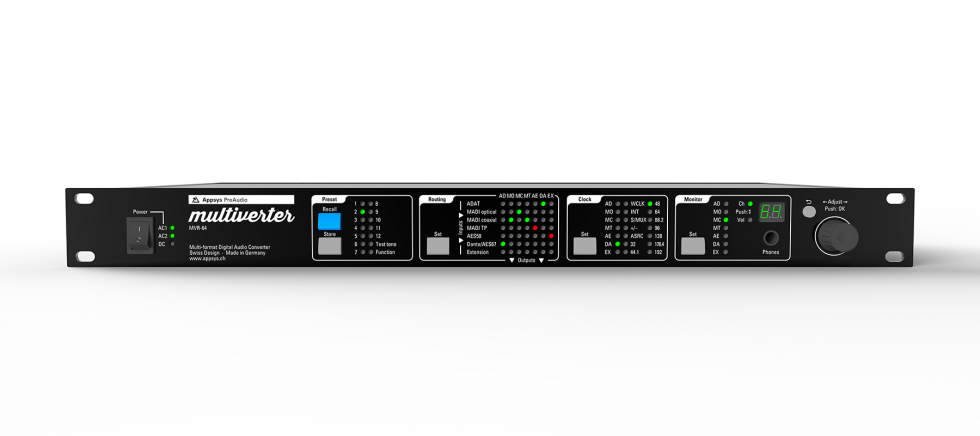 Appsys ProAudio MVR-64 multiverter