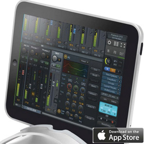 TotalMix FX for iPad