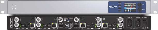 MADI Routerパネル