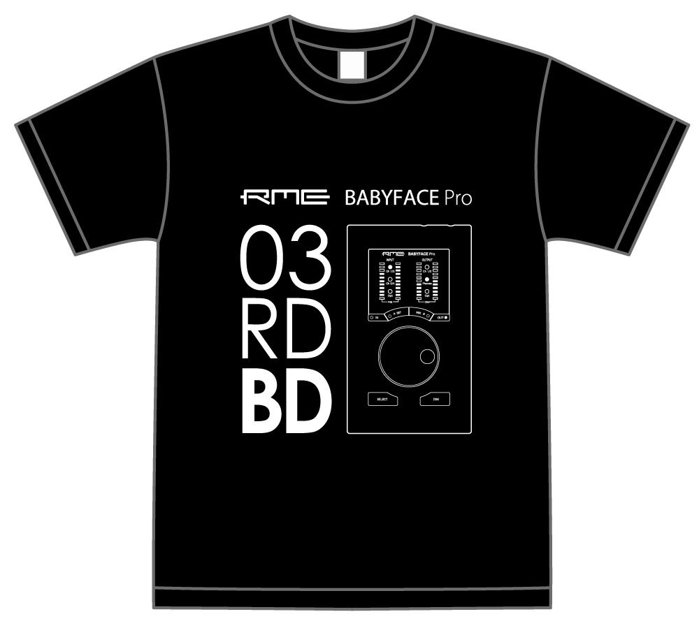 3周年記念オリジナルTシャツ